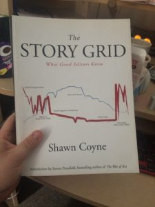 The Story Grid by Shawn Coyne review